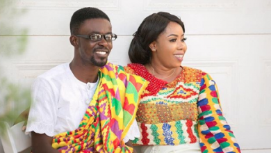 Photo of Nana Appiah Mensah Celebrates His Faithful Wife With A Romantic Birthday Message