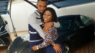 "Photo of ""I Swear I Can Die For You"" – Rev Obofour Tells His Wife In A Romantic Video – Watch"