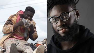 Photo of Sunyani-Based Musician Wear Shades (Broskoto Obiaa) Goes Mad?