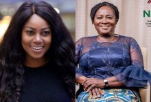 """Photo of Yvonne Nelson Sends Deep Message To Prof. Jane Naana Opoku-Agyemang – 'Don't Be Carried Away Like They All Do When…"""""""