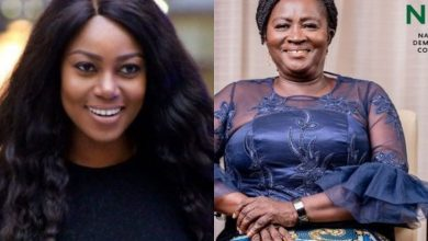 Photo of Yvonne Nelson Sends Deep Message To Prof. Jane Naana Opoku-Agyemang – 'Don't Be Carried Away Like They All Do When…""