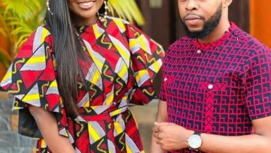Photo of She Is A Sweet Person Inside Out – Kalybos Praises Jackie Appiah