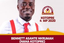 Photo of Parliamentary Aspirant Vows To Empower The Youth Through Creative Arts In Tano North