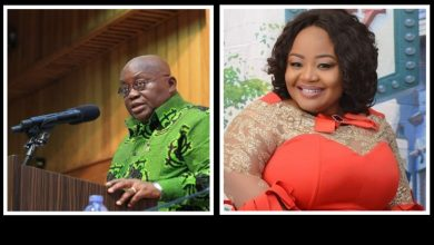 Photo of Selina Boateng Declares Her Support For Nana Akufo-Addo; Calls On Ghanaians To Give Him Four More Years