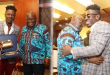 Photo of President Akufo-Addo Congratulates Shatta Wale On His Collaboration With Beyonce