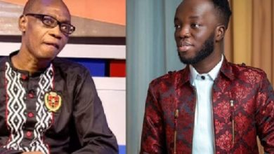 Photo of Akwaboah Senior Praises Akwaboah Junior For Doing His Kind Of Music