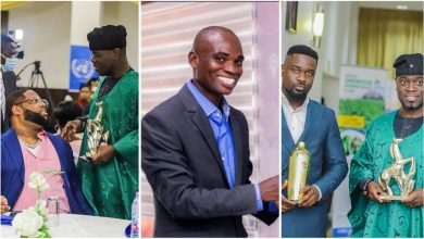 Photo of D-Black Gives Full Account On How Dr UN Disgraced Sarkodie And Him With Fake United Nations Award