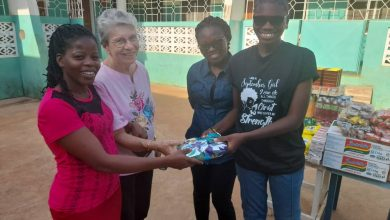 Photo of We Are So Grateful – Managers Of Alafya Children's Home Tells J. Life FM's Freda Owusuaah Bioh After Consistent Donations