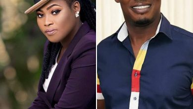 Photo of Joyce Blessing's Former Manager, Kwasi Ernest Says He Is Willing To Help Her Again