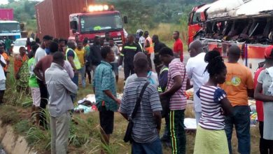 Photo of Kyekyewere Accident: 11 Feared Dead, Over 50 Others Injured