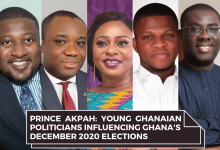 Photo of Prince Akpah Lists Young Ghanaian Politicians Influencing December 2020 Elections