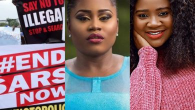 Photo of #EndSARS: Let's Support Nigerians – Lydia Forson And Kafui Danku To Ghanaians