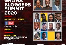 Photo of Avance Media Names Nana Aba Anamoah, ZionFelix And Ameyaw Debrah As Speakers For The 2020 Ghana Bloggers Summit