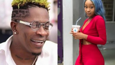 Photo of Really? Efia Odo Says She 'Sleeps' With Shatta Wale In Her Mind – Watch Video