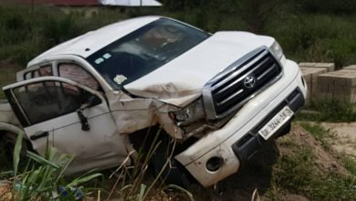 Photo of Gospel Musician, Yaw Sarpong, Maame Tiwaa And Others Survive Serious Accident (See Photos)