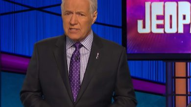 Photo of Host Of 'Jeopardy', Alex Trebek Passes On