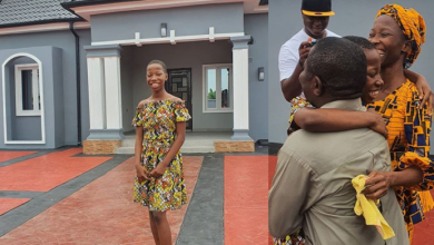 Photo of Young Nigerian Comedienne, Emmanuella Builds A New House For Her Mother (See Photos)
