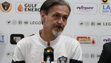 Photo of Legon Cities Head Coach, Goran Barjaktarevic Sacked For Performing Abysmally