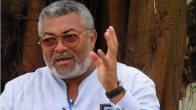 Photo of Ex-President Rawlings' Funeral Postponed Indefinitely