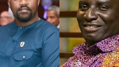 Photo of Socrate Safo Questions John Dumelo's Competency To Be An MP