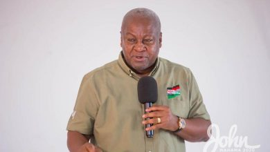 Photo of The EC And Its Chairperson Are In Connivance With Nana Akufo-Addo To Fraudulently Keep The Techiman South Seat On The NPP Side – Ex-President John Mahama Alleges