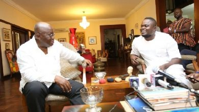 Photo of Gospel Musician, Cwesi Oteng Discloses Why He Will Vote For Nana Akufo-Addo