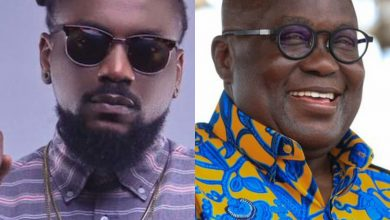 Photo of Put Aside Your Political Affiliations, Let's Support Nana Akufo-Addo To Achieve His Dreams, Aspirations And Plans For The Nation – Samini Pleads