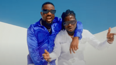 Photo of Watch What Sarkodie Is Doing With Kuami Eugene's 'Dollar On You' Song (+Video)