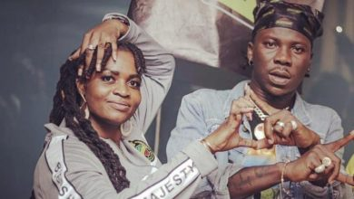Photo of Yes, I Am Not Stonebwoy's Official PRO; I Am His Godmother – Ayisha Modi Reveals