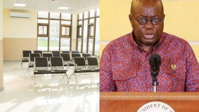 Photo of Bono Region: Tain District Hospital Inaugurated By President Akufo-Addo