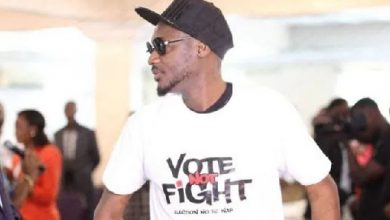 Photo of Voting No Be War; Make Your Choices Peacefully – Nigerian Musician, 2face Idibia Advises Ghanaians