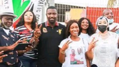 Photo of Kofi Adjorlolo, Fred Nuamah, James Gardiner, Kalsoume Sinare, Other Public Figures Campaign For John Dumelo At Ayawaso West Wuogon | Ateka Ateka? (See Photos)