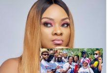 Photo of Beverly Afaglo Reacts To Prince David Osei, Kalybos, And Other Public Figures' Campaign Against John Dumelo At Ayawaso West Wuogon