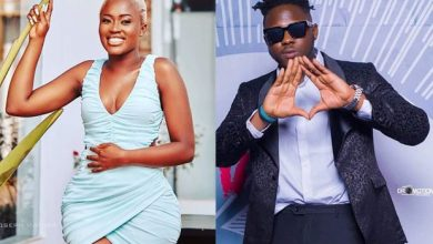 Photo of Medikal Exposes Fella Makafui's Big 'Tundra' In A Photo Taken On His Birthday