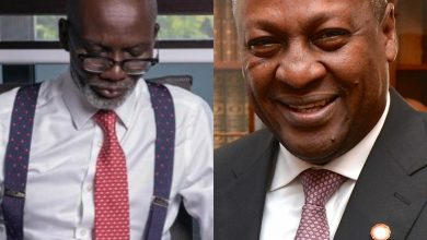 Photo of Gabby Otchere-Darko Tells Ex-President Mahama To Concede If He Has No Evidence To Go To Court