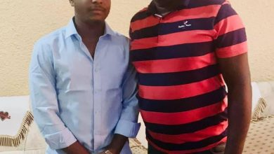 Photo of Kelvyn Boy's Father Passes On