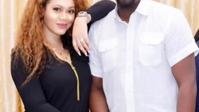 Photo of Nadia Buari Encourages John Dumelo Ahead Of December 7 Polls – Says He Has The Capacity To Do Great Things
