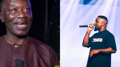 Photo of I Named Him Michael Because I Was A Fan Of Michael Jackson – Sarkodie's Father Reveals