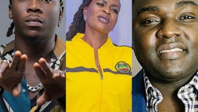 Photo of Focus On What You Have Been Paid To Do And Leave Stonebwoy Out Of Your Politics – Ayisha Modi Replies Kelvin Taylor