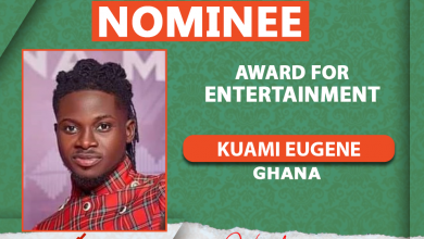 Photo of Kuami Eugene, Kwadwo Sheldon, JoeBoy Among 129 Young Africans Nominated For 2020 Africa Youth Awards