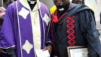 Photo of Ghanaian Gospel Musician-Willie Of Willie And Mike Fame Turns A Pastor