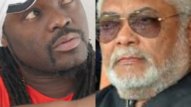 Photo of Barima Sidney Releases Tribute Song For Former President-J.J Rawlings