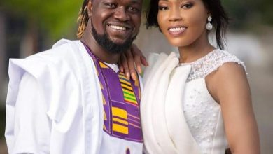 Photo of Ghanaian Actor, Eddie Nartey Sadly Loses Wife