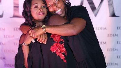 Photo of Ghanaian Rapper, Edem Announces The Birth Of His New Baby Girl