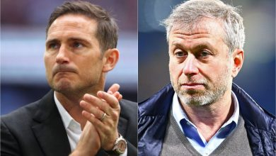 Photo of Parting Ways With Frank Lampard Was A Very Difficult Decision For The Club – Roman Abramovich