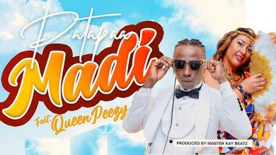 Photo of Patapaa Teams Up With German-Wife On Another Gibberish Song 'Madi'