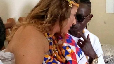 Photo of Traditional Marriage Photos Of Patapaa and His White Girlfriend Surfaces Online