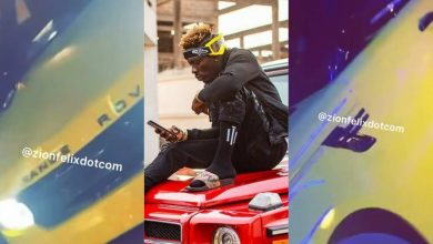 Photo of Shatta Wale Shows Off His New Range Rover (Watch Video)