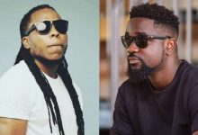 "Photo of ""Call Me When You Need Me, I Go Dey For You"" – Edem Tells Sarkodie After He Failed To Show Up During 'Favour' Video Shoot"