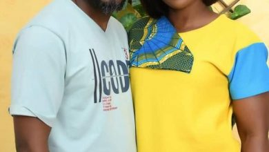Photo of George Quaye Showers Praises On His Wife As They Mark 8th Marriage Anniversary
